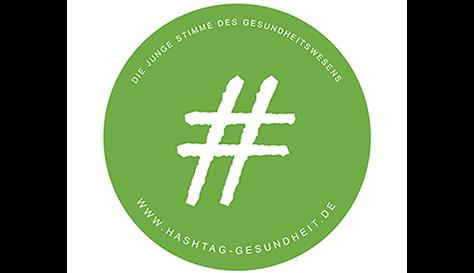 Hashtag Gesundheit