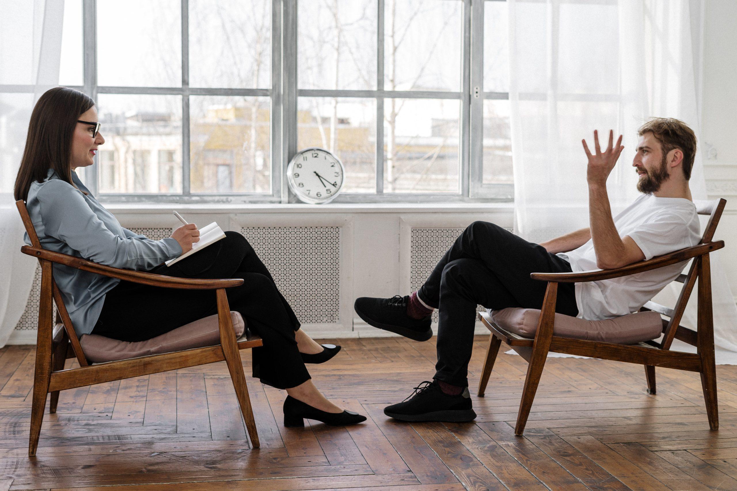 Was erwartet mich in einer Psychotherapie?